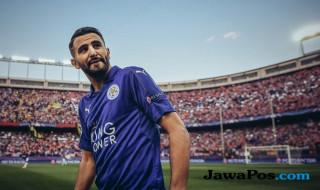 Leicester City, Persib Bandung, Riyad Mahrez