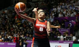 Asian Games 2018, basket, Indonesia, Mongolia