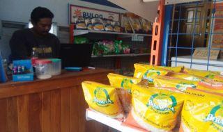 beras sachetan di Jawa Tengah