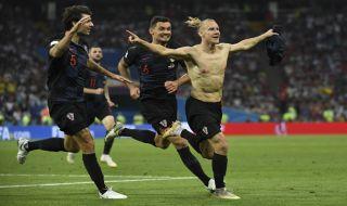 Perempat Final, Piala Dunia 2018, Timnas Rusia, Timnas Kroasia