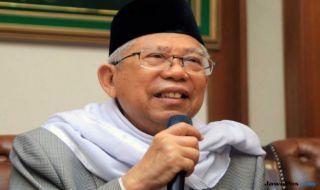 Calon Wakil Presiden RI nomor urut 01, Ma'ruf Amin
