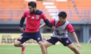 Borneo FC, Liga 1 2018, Diego Michiels