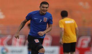 Liga 1 2018, Borneo FC, Azamat Baymatov