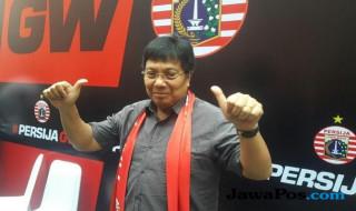 Persija Jakarta, Gede Widiade, Liga 1 2018, Irfan Bachdim, Stefano Lilipaly