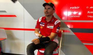 Jorge Lorenzo, Ducati, MotoGP Thailand