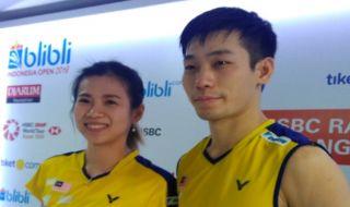 Indonesia Terbuka 2018, Chan Peng Soon/Goh Liu Ying