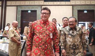 Camat Harus Netral, Mendagri: Jabarkan Saja Suksesnya Jokowi