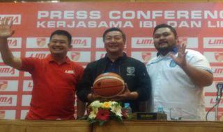 LIMA, basket, IBL, Indonesia basketball league