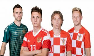 Piala Dunia 2018, Perempat final, Rusia, Kroasia, Rusia vs Kroasia