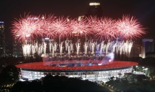 Asian Games 2018, Closing Ceremony, INASGOC