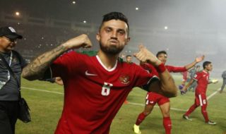 Timnas Indonesia, Bali United, Stefano Lilipaly