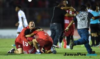 Timnas Panama sukses lolos ke Piala Dunia 2018.