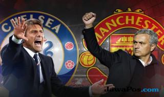 Final Piala FA, Final Piala FA 2017-2018, Chelsea, Manchester United, Stadion Wembley, Antonio Conte, Jose Mourinho