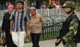 muslim uighur, uighur, tiongkok, cina,