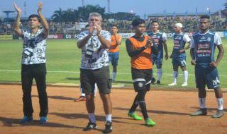 Arema FC, Persipura Jayapura, Liga 1 2018