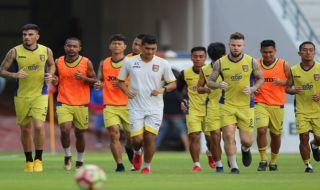 Mitra Kukar, Bhayangkara FC, Liga 1 2018, Rahmad Darmawan