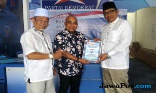 Bacaleg Demokrat Riau