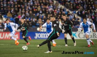 Real Madrid, Leganes, Divisi Primera, La Liga, Hasi Liga Spanyol,