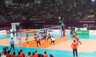 Asian Games 2018, voli, Indonesia, Thailand