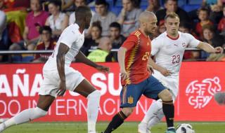 Timnas Spanyol, Timnas Swiss, Piala Dunia 2018, Julen Lopetegui, Vladimir Petkovic