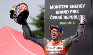 MotoGP 2018, Ducati, Andrea Dovizioso, Jorge Lorenzo