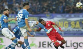 Liga 1 2018, Persib Bandung, Persija Jakarta