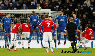 Manchester United, Leicester City, Leicester City 2-2 Manchester United, Premier League