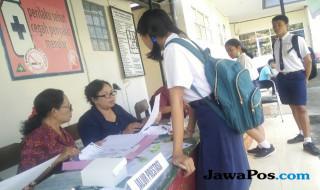 Dua SMA di Klungkung Masih Jadi Favorit Jalur Prestasi