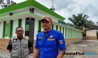 petugas damkar diancam pelaku teroris