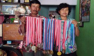 Orang Tua Jafro Megawanto