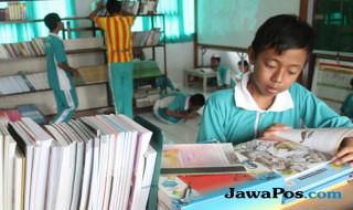 minat membaca, literasi