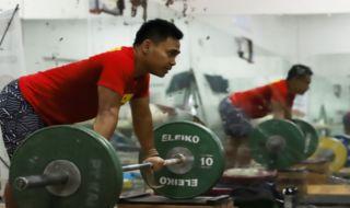 Asian Para Games 2018, angkat berat, Eko Yuli, Indonesia