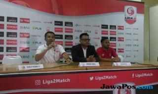 Jafri Sastra, Persis Solo, Semen Padang, Liga 2 2018