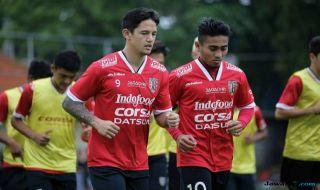 Persebaya Surabaya, Bali United, M Taufiq, Liga 1 2018
