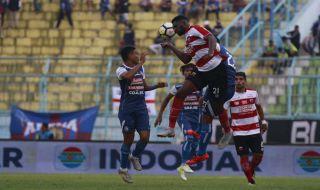 Mamadou Samassa, Madura United, Mali, Persebaya Surabaya, Liga 1 2018