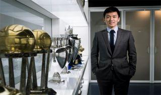 Inter Milan, Steven Zhang