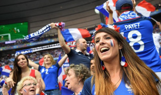 Fans Prancis, Piala Dunia 2018, Aksi Terorisme, Timnas Prancis
