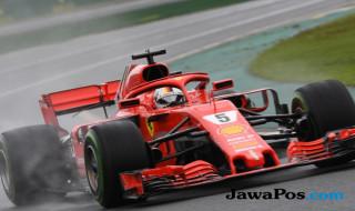 Sebastian Vettel, Ferrari, Formula 1 GP Australia