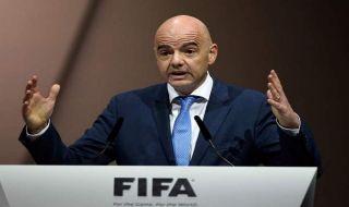 FIFA, Gianni Infantino, Liga Super Eropa