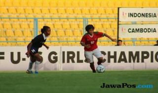 AFF U-16 Girls Championship 2018, Timnas Putri U-16 Indonesia, Indonesia, Kamboja