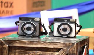 Instax SQ6., kamera Fujifilm instax, fujifilm Instax SQ6
