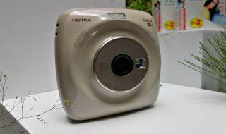 Instax Square SQ 20, Fujifilm Instax Square SQ 20, Kamera Instan Fujifilm Instax