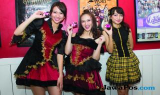 Melody, yona, shania, jkt48