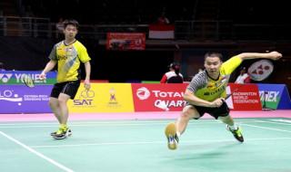 Asian Games 2018, bulu tangkis, Kevin Sanjaya Sukamuljo/Marcus Fernaldi Gideon