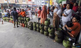 Gas Melon Langka