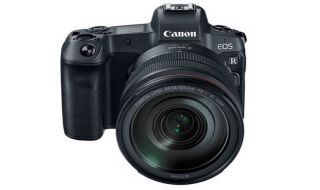 Canon EOS R, canon mirrorless fulframe, mirrorless canon eos R