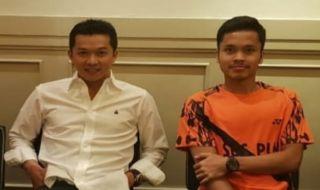 Tiongkok Terbuka 2018, Anthony Sinisuka Ginting, bulu tangkis, Indonesia