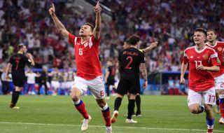 Piala Dunia 2018, Rusia vs Kroasia, Timnas Rusia, Timnas Kroasia
