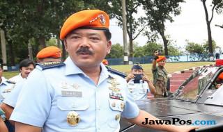 calon panglima TNI, Marsekal Hadi Tjahjanto, profil calon panglima TNI
