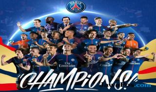 Ligue 1, Liga Prancis, Paris Saint Germain, PSG